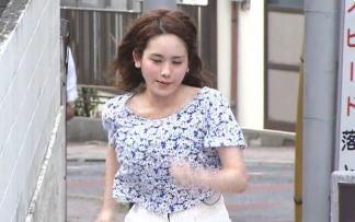 全力坂に爆乳グラドル筧美和子が登場!過去最大のおっぱいの揺れでボインボイン! 画像20枚